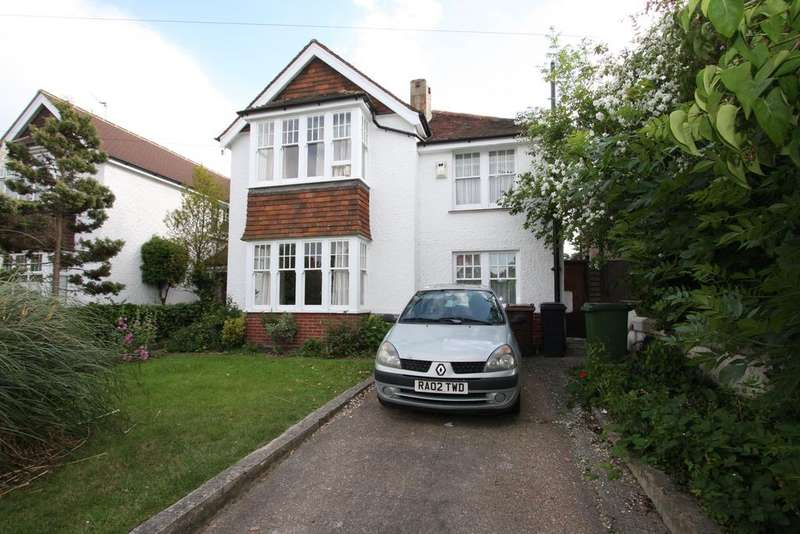 4 Bedrooms Semi Detached House for sale in Brassey Avenue, Eastbourne BN22