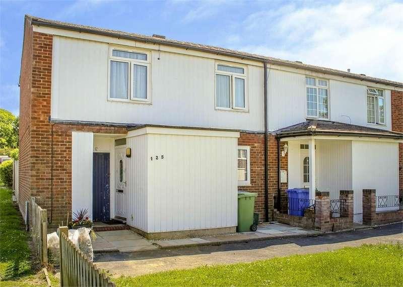 3 Bedrooms End Of Terrace House for sale in Ullswater, Bracknell, Berkshire