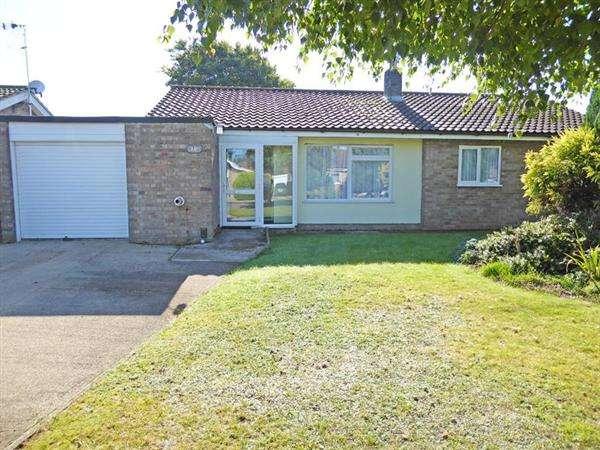 3 Bedrooms Detached Bungalow for sale in Paddock Way, Troston, BURY ST. EDMUNDS IP31 1ES