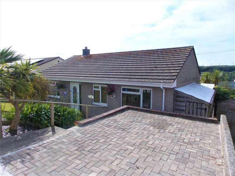 3 Bedrooms Detached Bungalow for sale in Egloshayle Road, Hayle