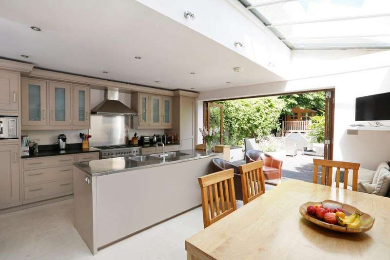 4 Bedrooms Terraced House for sale in Cheriton Square, London SW17