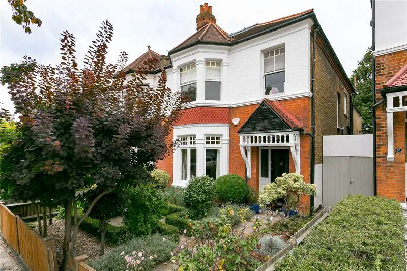 5 Bedrooms Semi Detached House for sale in Eynella Road, London, SE22