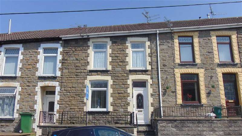 3 Bedrooms Terraced House for sale in Mary Street, Pontypridd, Rhondda Cynon Taff