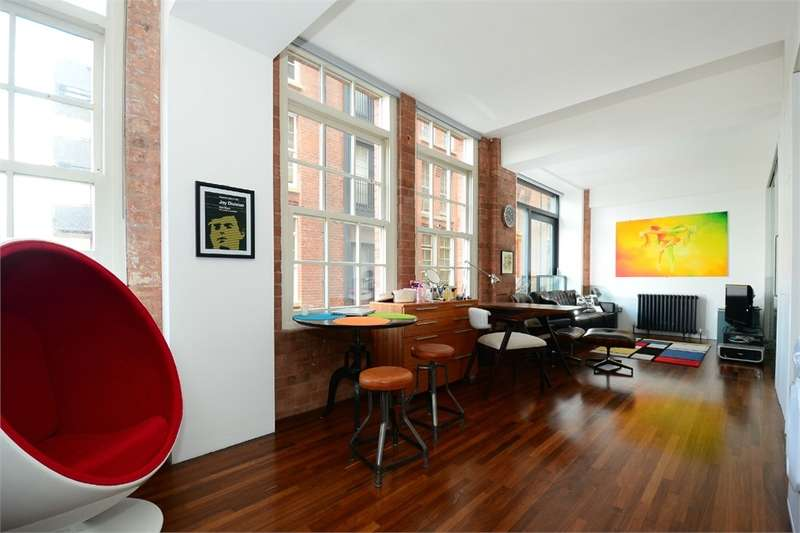 1 Bedroom Flat for sale in The Jam Factory, Green Walk, London, SE1