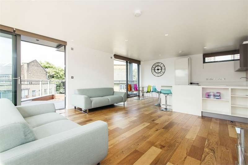 2 Bedrooms Flat for sale in Atollo, Pilgrimage Street, Borough, SE1