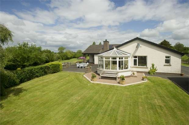 4 Bedrooms Detached Bungalow for sale in Corcreevy Road, Richhill, Armagh
