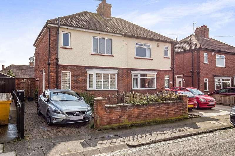 3 Bedrooms Semi Detached House for rent in Latimer Road, Darlington, DL1