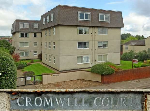 2 Bedrooms Flat for sale in Cromwell Court, Heavitree, EXETER, Devon