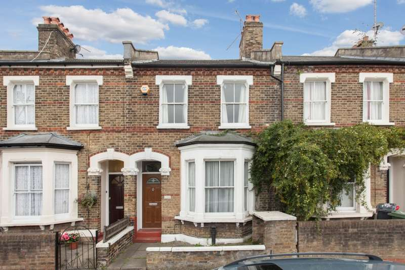 3 Bedrooms House for sale in Milkwood Road, Herne Hill, SE24