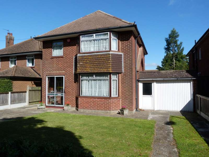 3 Bedrooms Detached House for sale in Broadstairs Road, BROADSTAIRS