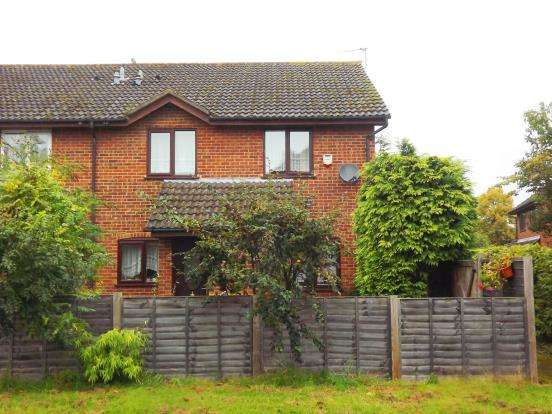 2 Bedrooms Terraced House for sale in Chineham, Basingstoke, Hampshire