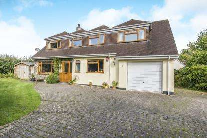 5 Bedrooms Detached House for sale in Porthpean, St Austell, Cornwall