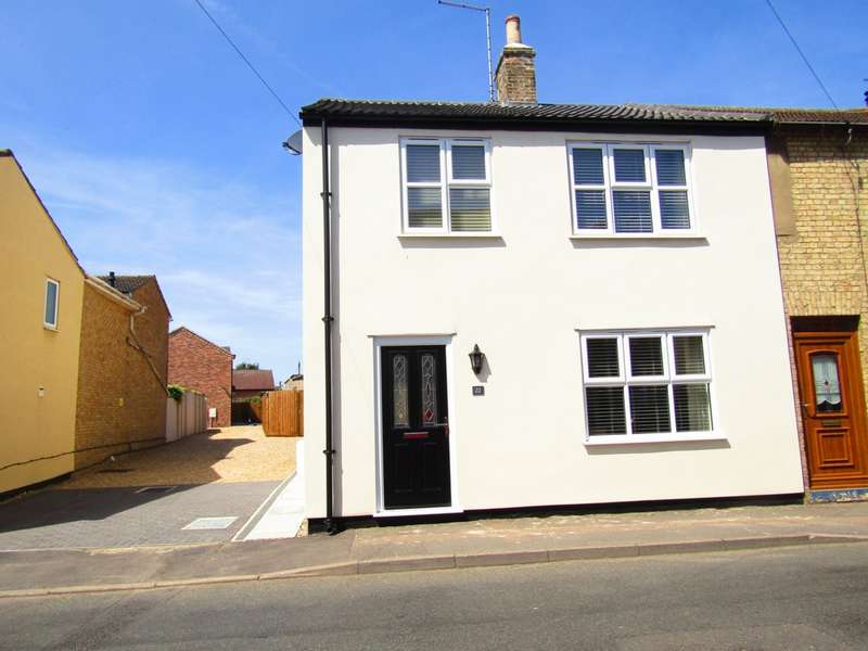 3 Bedrooms House for sale in Church Street, Whittlesey, PE7