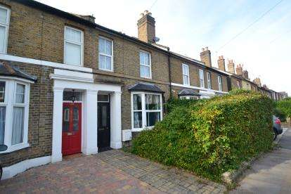 3 Bedrooms Terraced House for sale in Old Moulsham, Chelmsford, Essex