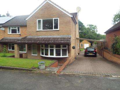 4 Bedrooms Semi Detached House for sale in Rescue Copse, Spring Hill, Colliers Way, Coventry