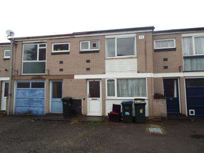 1 Bedroom Terraced House for sale in Runcorn Walk, Walsgrave, Coventry