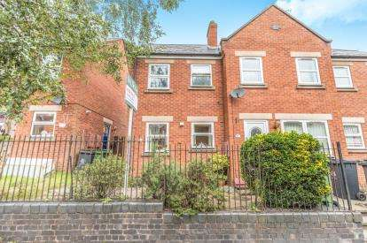 2 Bedrooms Terraced House for sale in Astwood Road, Worcester, Worcestershire