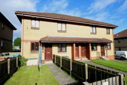 2 Bedrooms Flat for sale in Old Church Gardens, Bargeddie, Glasgow