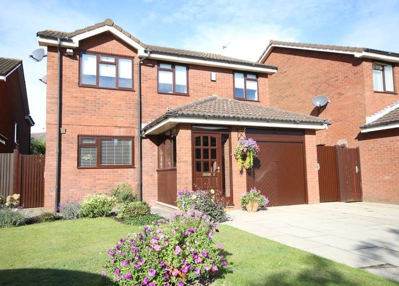 4 Bedrooms Detached House for sale in Lancaster Close, Birkdale, Southport
