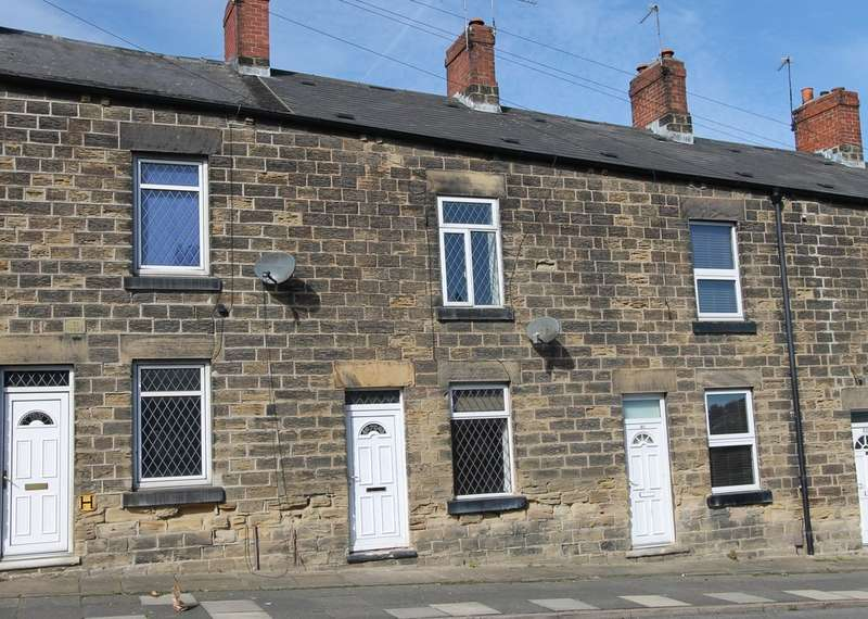 2 Bedrooms Terraced House for sale in Eldon Street North, Barnsley, S71 1LQ
