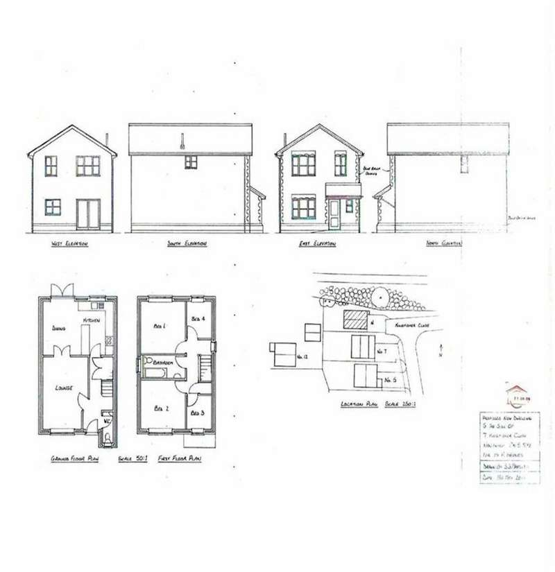 Land Commercial for sale in Kingfisher Close, Nantwich, Cheshire