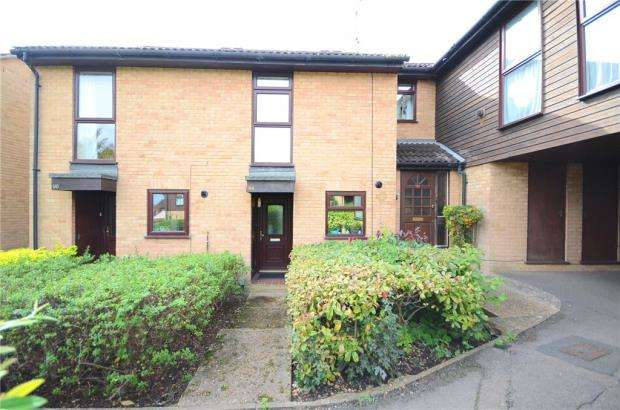 2 Bedrooms Terraced House for sale in Fleetham Gardens, Lower Earley, Reading