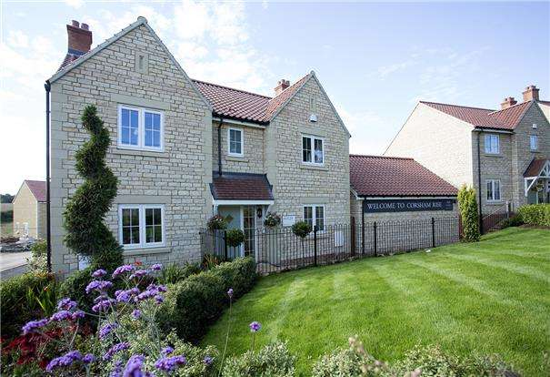 Property for sale in Potley Lane, CORSHAM, Wiltshire, SN13 9RX