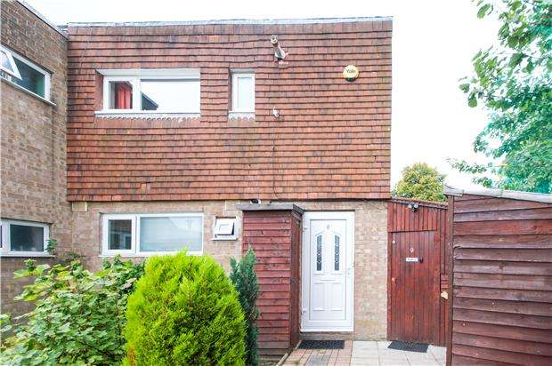 2 Bedrooms Maisonette Flat for sale in Derwent Rise, KINGSBURY, NW9 7HX