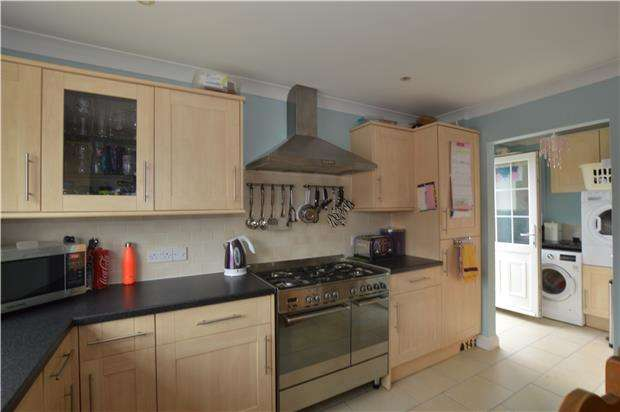 4 Bedrooms Detached House for sale in Longs Drive, Yate, BRISTOL, BS37 5XP