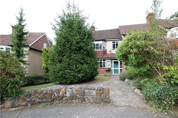 3 Bedrooms Terraced House for sale in Portnalls Close, COULSDON, Surrey, CR5 3DB