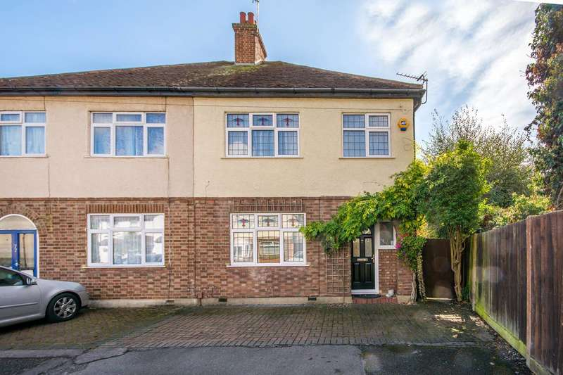 3 Bedrooms Semi Detached House for sale in Beauchamp Road, West Sutton, SM1