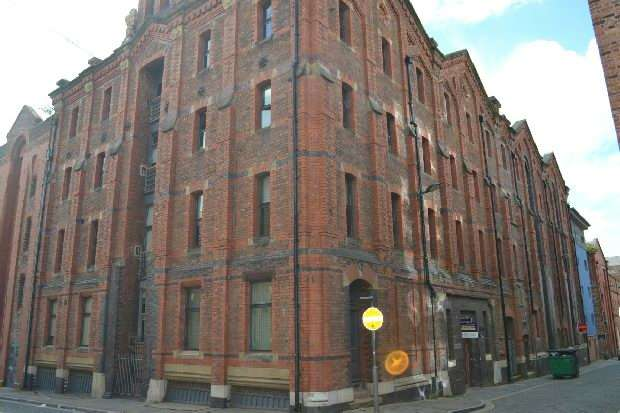 2 Bedrooms Apartment Flat for sale in 18 Henry Street, Liverpool