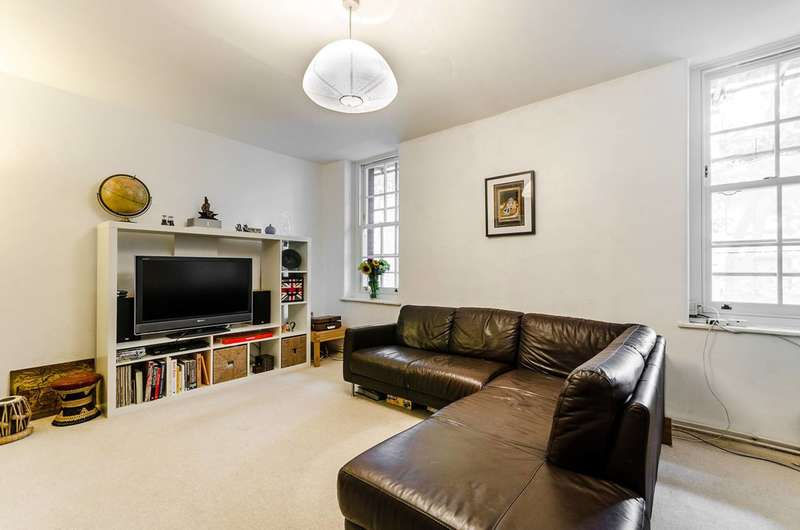 2 Bedrooms Flat for sale in Herbrand Street, Bloomsbury, WC1N