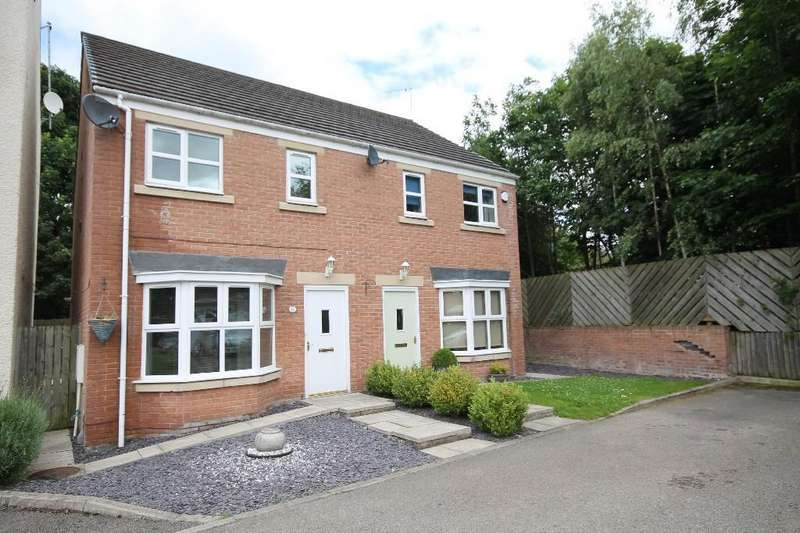 3 Bedrooms Semi Detached House for sale in Cunningham Court, Sedgefield