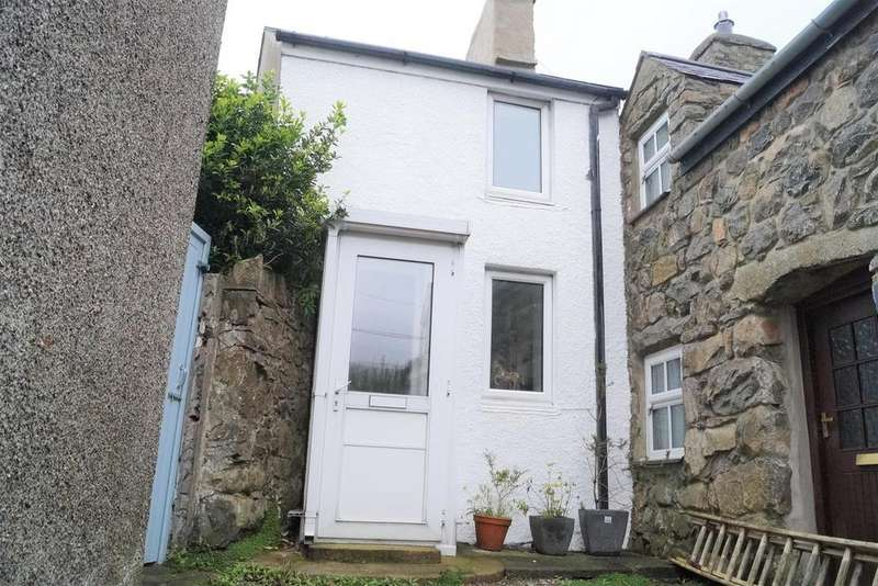 1 Bedroom Cottage House for sale in Stryd Y Ffynnon, Nefyn