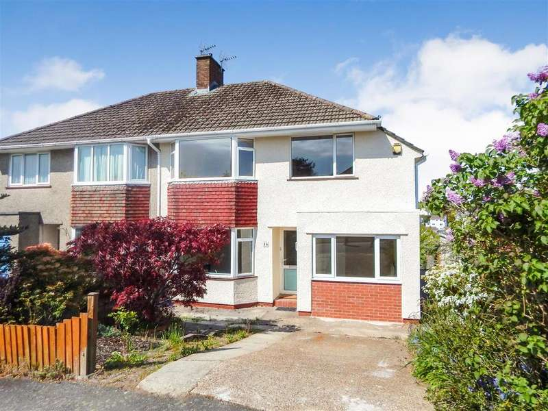 3 Bedrooms Semi Detached House for sale in Clyne Crescent, Mayals