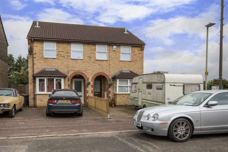 2 Bedrooms Semi Detached House for sale in Beatrice Street, Bedford, Bedfordshire, MK42