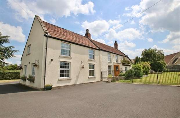 5 Bedrooms Detached House for sale in St. Marys Road, Meare