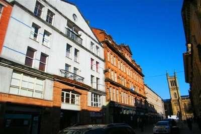 2 Bedrooms Flat for rent in Candleriggs, MERCHANT CITY