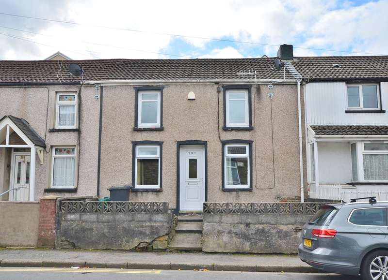 2 Bedrooms Terraced House for sale in Cardiff Road, Aberdare, CF44