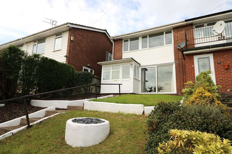 3 Bedrooms End Of Terrace House for sale in Anthony Drive, Caerleon, Newport, NP18