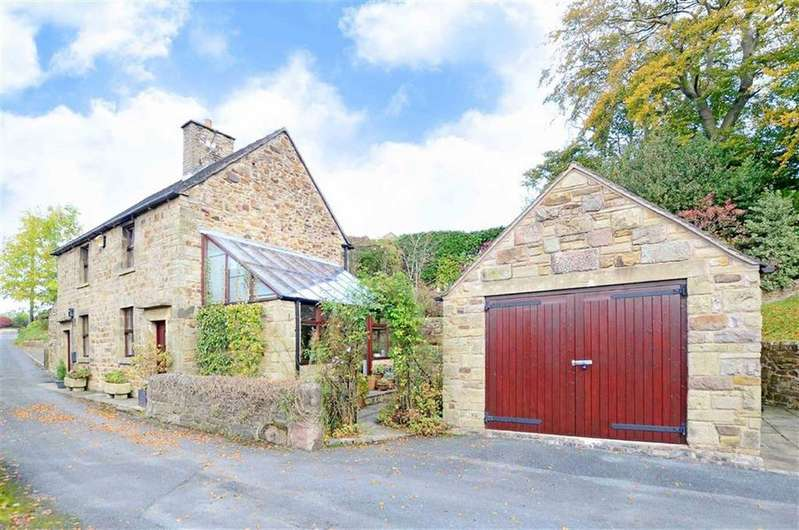 3 Bedrooms Cottage House for sale in Rosannah Cottage, Lane Head, Longnor, Buxton, Derbyshire, SK17