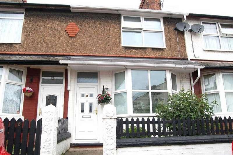 3 Bedrooms Terraced House for sale in Wilkinson Street, Ellesmere Port