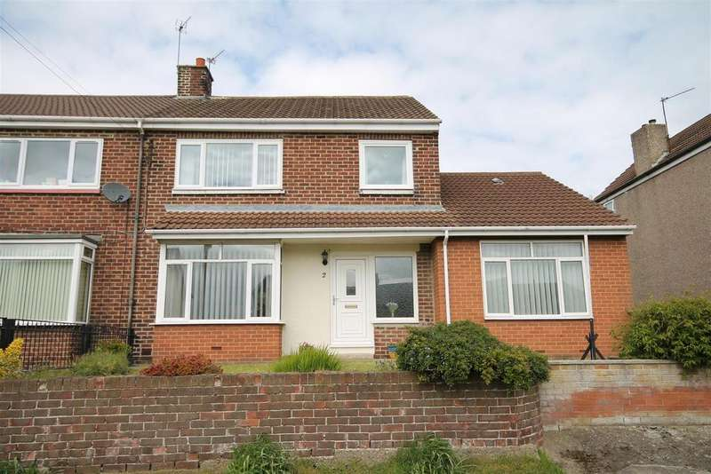 3 Bedrooms House for sale in South View, Fishburn, Stockton-On-Tees