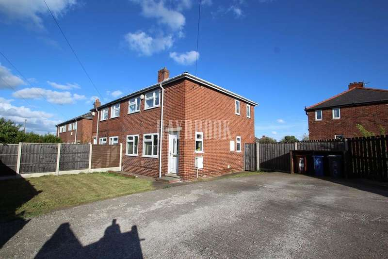 3 Bedrooms Semi Detached House for sale in Gerald Walk, Kendray
