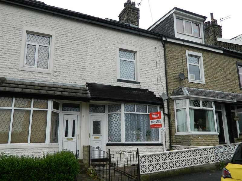 3 Bedrooms Terraced House for sale in Cranmer Road, Bradford, BD3 0NB