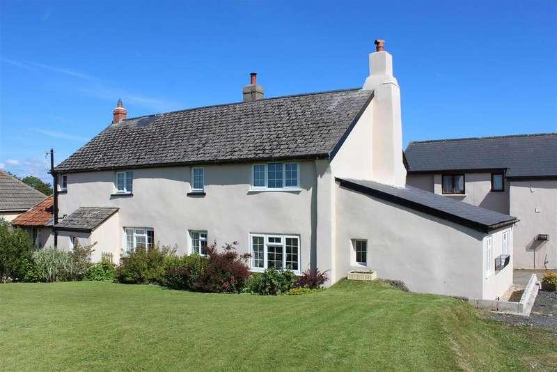 4 Bedrooms Detached House for sale in Yarnscombe, Barnstaple