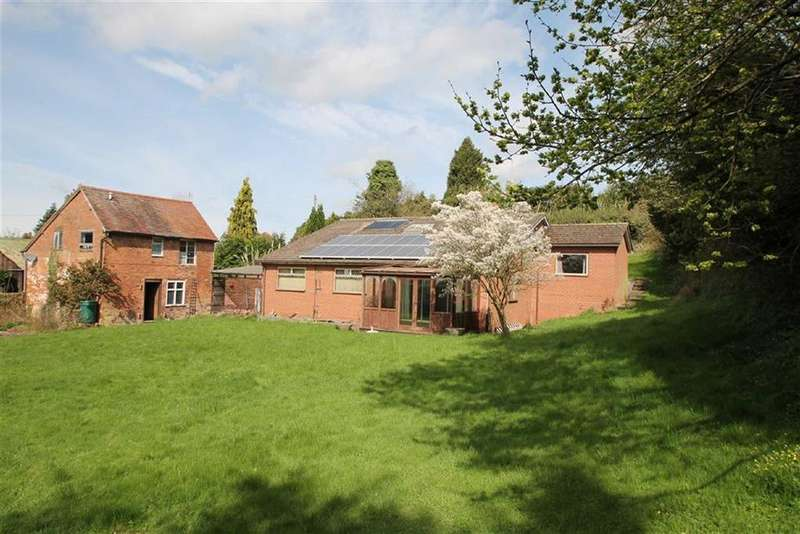 3 Bedrooms Detached Bungalow for sale in New Road, Ludlow