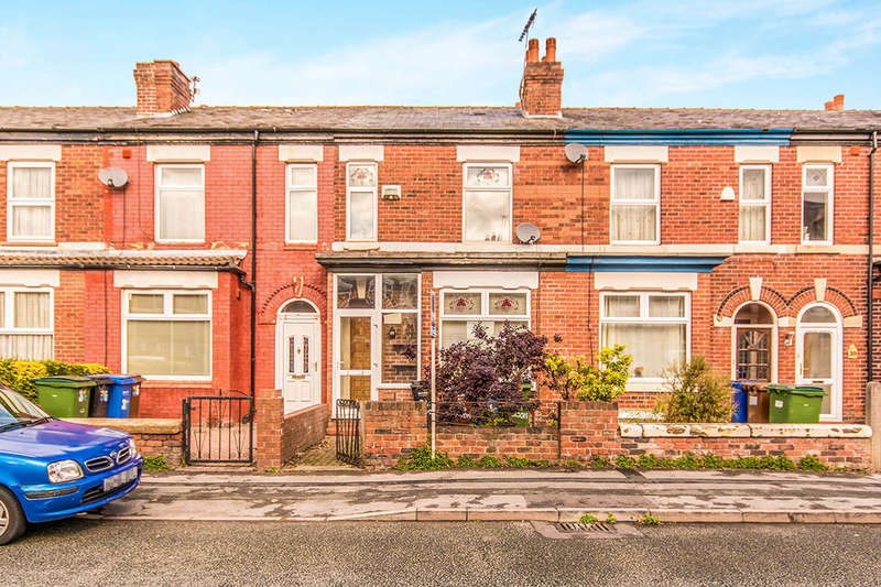 2 Bedrooms Terraced House for sale in Bloom Street, Stockport, SK3