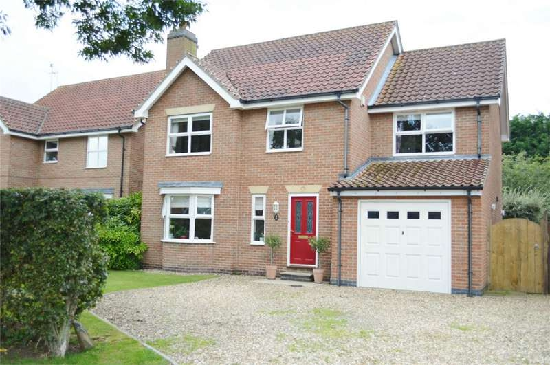 4 Bedrooms Detached House for sale in Carr Lane, Leven, Beverley, East Riding of Yorkshire